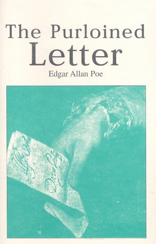 The Purloined Letter by Edgar Allan Poe  Download link