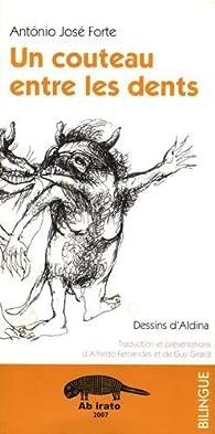 L'homme Au Couteau Entre Les Dents : l'homme, couteau, entre, dents, Couteau, Entre, Dents, Edition, Bilingue, Français-portugais, Babelio