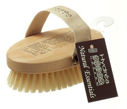 Hydrea Professional FSC* Beechwood Body Brush with Natural Bristles (Medium Strength)