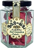 Edible Red Carnation Petals