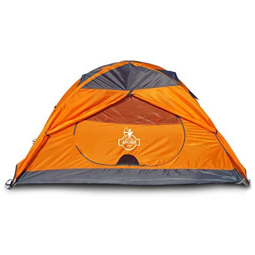 Archer-Outdoor-Gear-1-Man-C&ing-Backpacking-Tent-  sc 1 st  Backpacking Mall & Archer Outdoor Gear 1 Man Camping u0026 Backpacking Tent Ultralight ...