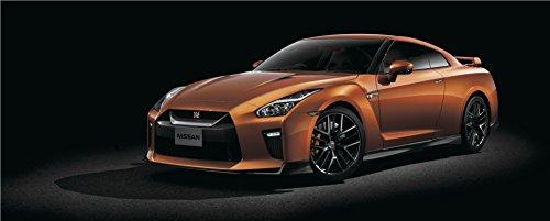 【新車】【Amazonで支払う頭金 100万円】NISSAN GT-R 2017年モデル Premium edition Ultimate Shiny Orange(一括支払時支払総額:13,165,096円 頭金を除く残金12,165,096円)【プライム会員限定購入特典】