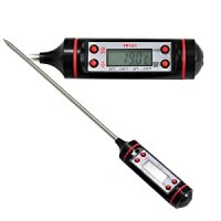 Digital Cooking Food Probe Meat Thermometer Kitchen BBQ ...
