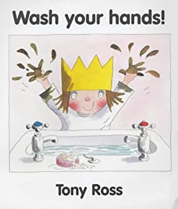 "Cover of ""Wash Your Hands!"""