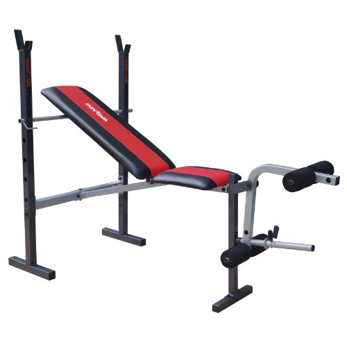 Elite Fitness Deluxe Standard Weight Bench  Aerobicore