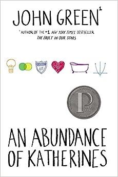 Amazon.com: An Abundance of Katherines (9780142410707