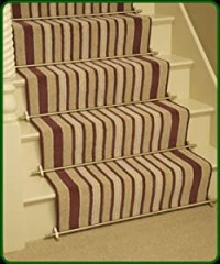Stair Rods ~ Brass - Easy Rods to fit - Good Quality ...