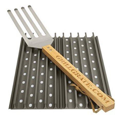 Set-of-Two-1375-GrillGrates-interlockingGrate-Tool