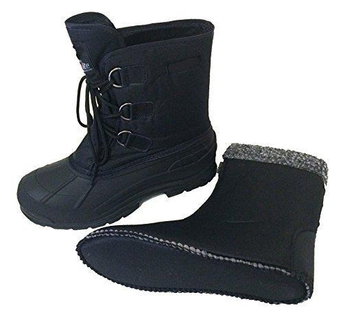 deb1a5f7e SX-06 Men's Winter Boots Cold Weather Water Repellent Nylon 9 ...