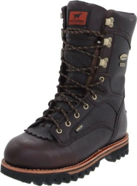 "Irish Setter Men's 860 Elk Tracker Waterproof 1000 Gram 12"" Big Game Hunting Boot,Brown,10.5 EE US"