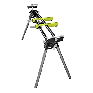 Ryobi ZRRMS10G 400 lbs. Capacity Universal Miter Saw Stand