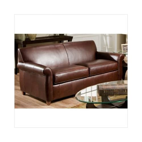 abbyson living westbury leather sectional sofa black corner sofas on credit uk shoppinder