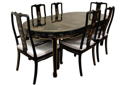 Picture Of Oriental Furniture Fine Asian Style Dining Room