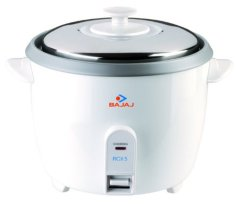 41Dt4YVgyFL Bajaj 1.8L Rice Cooker RCX5 Rs. 1299 -- Amazon