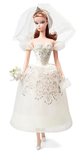 Barbie Collector BMFC Wedding Gown Barbie Doll by Barbie