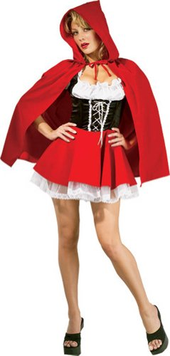 Little Red Riding Hood Deluxe Costume