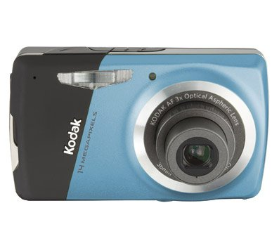 Kodak M531 14 Megapixel 3X Optical Zoom Blue Digital Camera