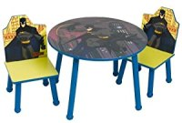 Amazon.com : Batman Table & Chair Set : Baby