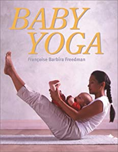 """Cover of """"Baby Yoga"""""""