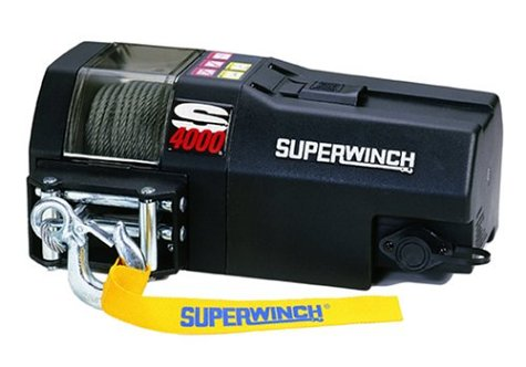 Cheap Buy Superwinch 1440200 S4000 Series Master Winch