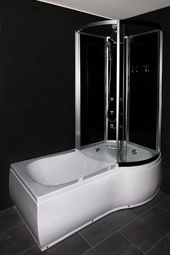 Duschbadewanne  die beste Lsung fr kleine Bder