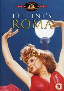 "Cover of ""Fellini's Roma"""