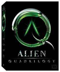 "Cover of ""Alien Quadrilogy (Alien/ Aliens..."