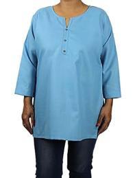 Designer Kurti Tunic for Women - Luxurious Kurtis - Cotton ...