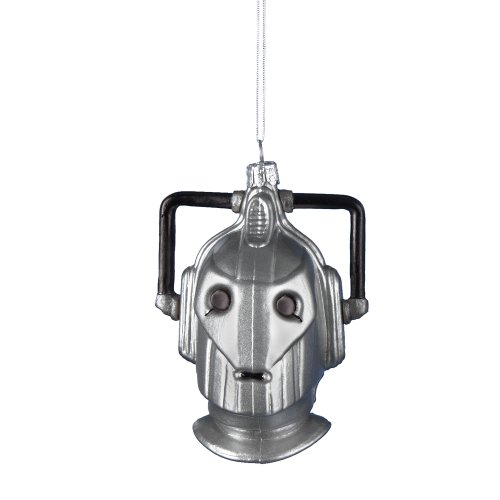 doctor who cybermen ornament