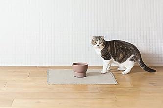 猫用水飲み器 IZUMI (スモーキーピンク)