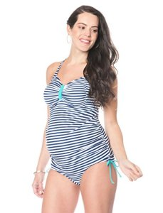 Motherhood-Cross-Back-Maternity-Tankini-Swimsuit