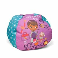 Amazon.com: Doc Mcstuffins Toddler BeanBag Chair Disney ...