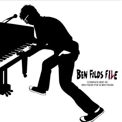 ベン・フォールズ・ファイル コンプリート・ベスト・オブ・ベン・フォールズ・ファイヴ&ベン・フォールズをAmazonでチェック!