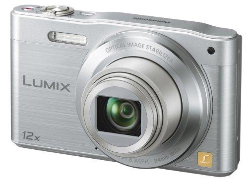 Panasonic デジタルカメラ ルミックス SZ8 光学12倍 シルバー DMC-SZ8-S