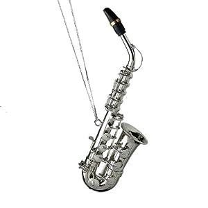 Amazon.com: Music Treasures Co. Silver Alto Saxophone
