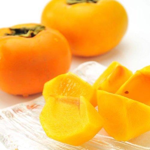 和歌山県産 種なし柿 お試し用 柿 1箱 1.8kg [訳あり]