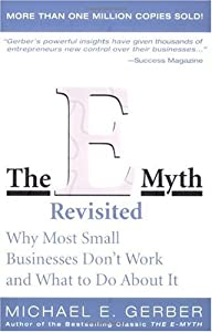 """Cover of """"The E-Myth Revisited: Why Most ..."""