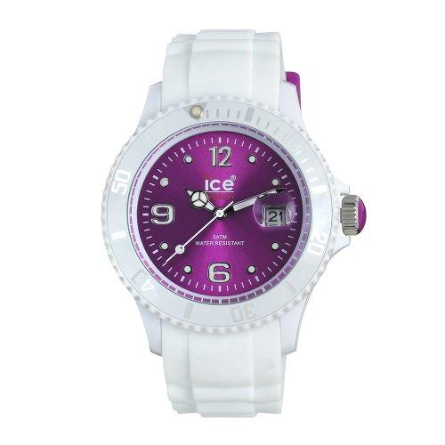 Ice-Watch Damen-Armbanduhr Medium Sili Collection Violett SI.WV.U.S.10