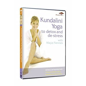 Kundalini Yoga - to Detox and De-stress - Includes bonus music CD featuring Maya [DVD]