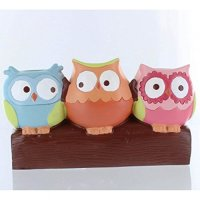 Hooty Bathroom Collection-Colorful Hoot Owl Bath ...