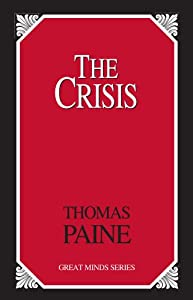 "Cover of ""The Crisis (Great Minds Series)..."
