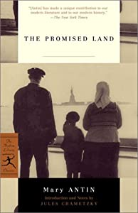 "Cover of ""The Promised Land (Modern Libra..."