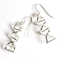 ComputerGear DNA Double Helix Earrings Apparel Accessories ...