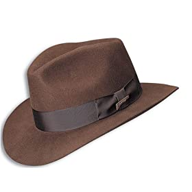 Indiana Jones hat, the real thing