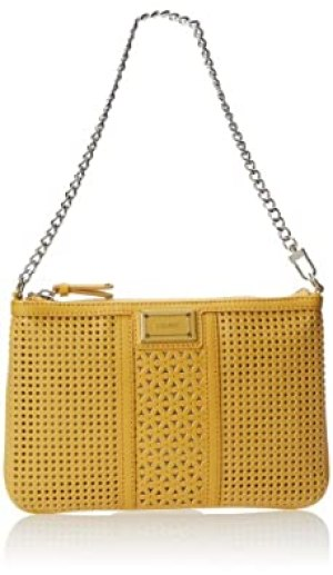 Nine West Showstopper Slg Clutch (Sunglow Yellow)