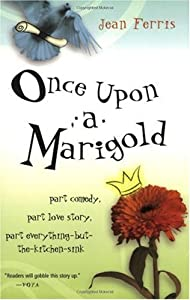 """Cover of """"Once Upon a Marigold"""""""