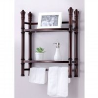 Decorative Bathroom Wall Shelves | Fun & Fashionable Home ...