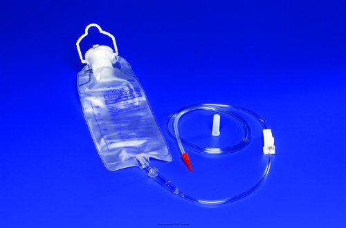 Kangaroo Enteral Feeding Gravity Sets with Ice Pouch-(1 CASE, 24 EACH)