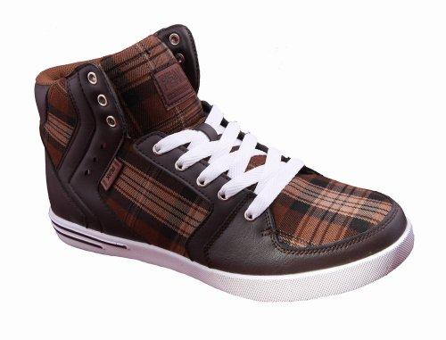 PEAK Sneaker Herren Square braun 44