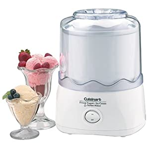 Cuisinart 1-1/2-Quart Automatic Ice Cream Makers